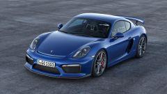 Porsche Cayman GT4 - Immagine: 5