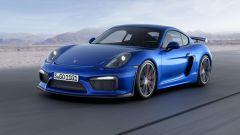 Porsche Cayman GT4 - Immagine: 11