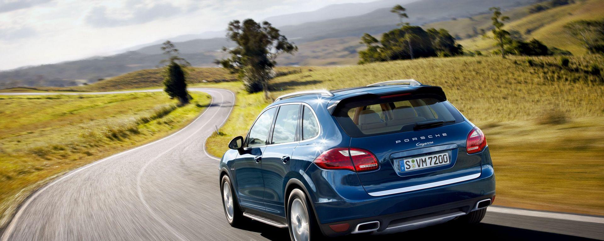 Porsche, dalla Germania altra inchiesta sui V6 Diesel