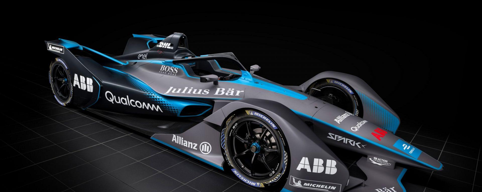 Porsche debutta in Formula E nel 2019