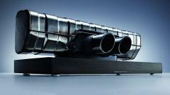 Porsche Design 911 Soundbar: il 2.1 fatto coi pezzi della GT3 - Immagine: 2