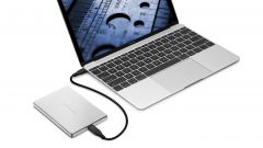 Porsche Design firma il nuovo Mobile Drive USB-C di LaCie - Immagine: 1