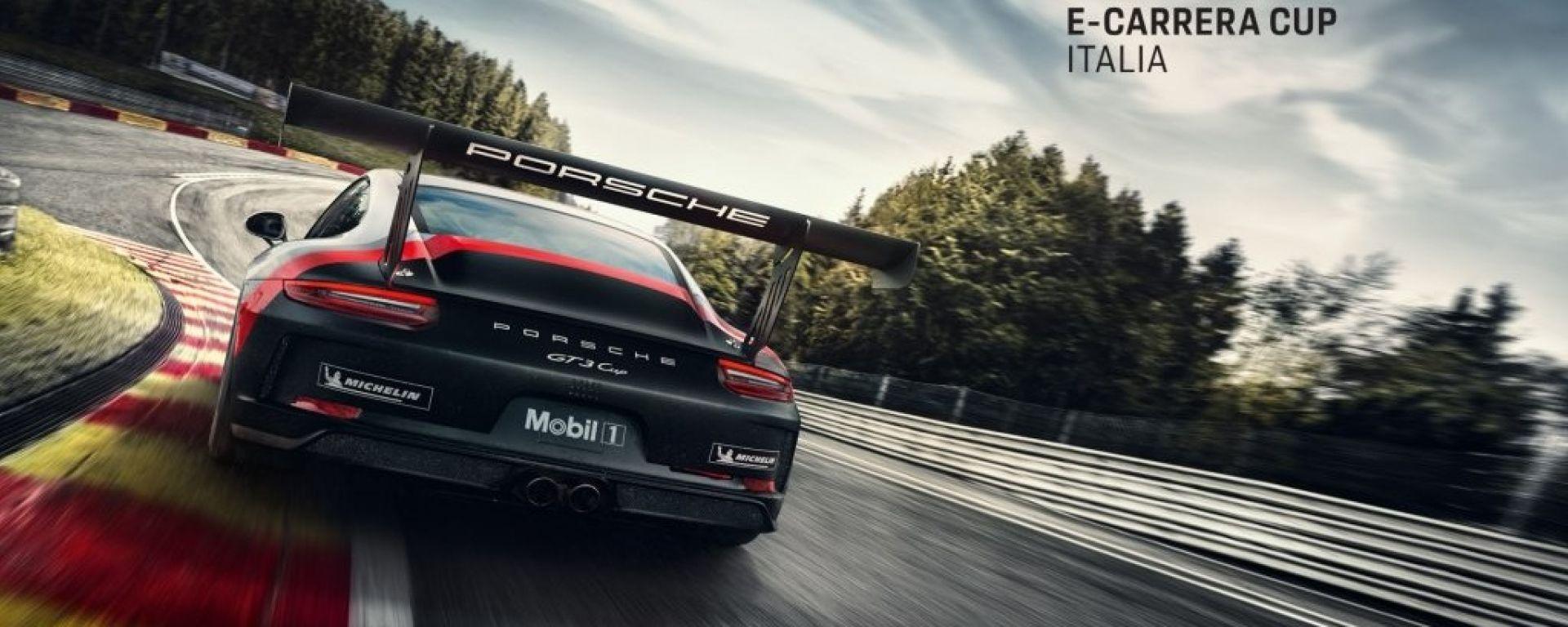 Porsche eCarrera Cup Italia