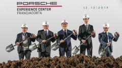 Porsche Experience Center: la cerimonia di inizio lavori a Franciacorta nel dicembre 2019