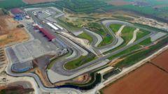 Porsche Experience Center: la pista del circuito di Franciacorta