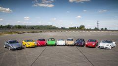 Porsche festeggia 70 anni