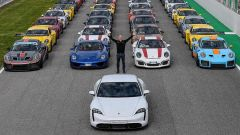 Porsche Festival 2019: l'edizione dei record e della Taycan