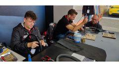 Porsche Festrival 2019: artigiani al lavoro