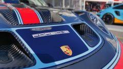 Porsche Festrival 2019:  dettagli di una 911 GT2 Clubsport