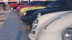 Porsche Festrival 2019 generazioni di Carrera a confronto