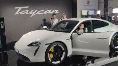 Porsche Festrival 2019: la Porsche Taycan