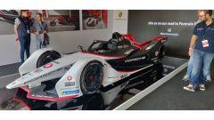 Porsche Festrival 2019: la vettura di Formula E stagione 19-20
