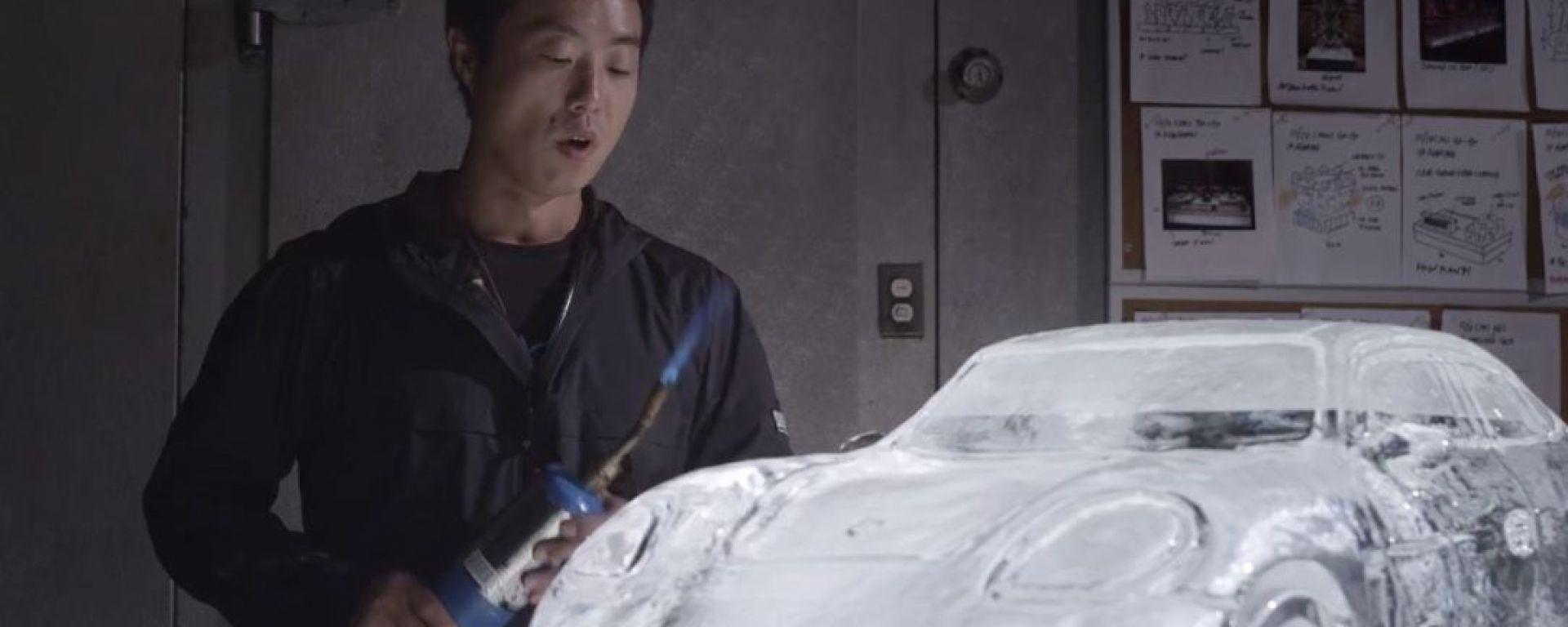 "Porsche: ""Fire and Ice"""