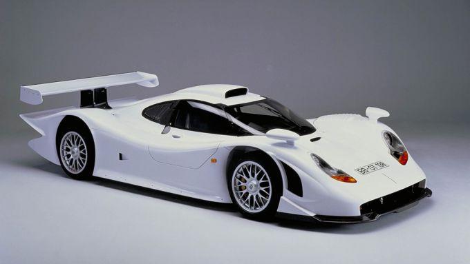 Porsche GT1 Straßenversion
