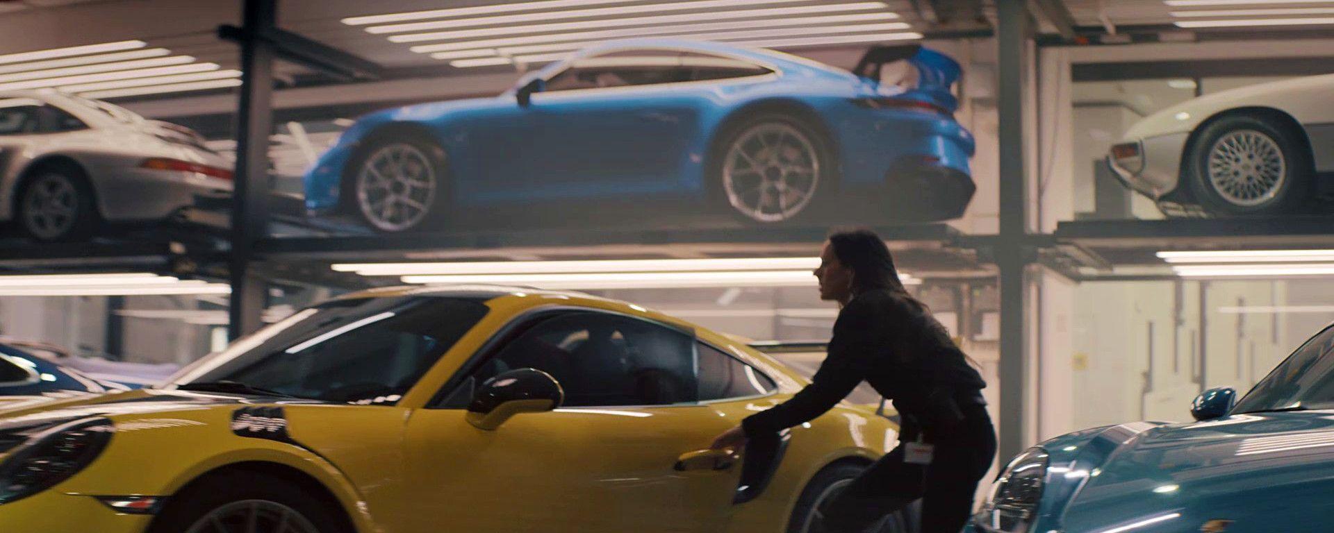 Porsche GT3 2020: il fotogramma che la svela