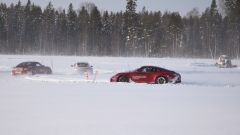 Porsche Ice Experience Artic: a scuola di drifting con le 911 GTS - Immagine: 17