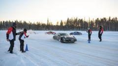 Porsche Ice Experience Artic: a scuola di drifting con le 911 GTS - Immagine: 20