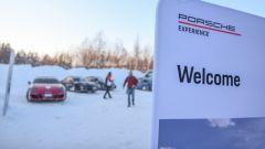 Porsche Ice Experience Artic a Skelleftea