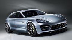 Porsche: la Panamera Sport Turismo pronta per Ginevra 2017 - Immagine: 3