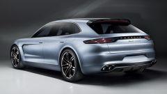 Porsche: la Panamera Sport Turismo pronta per Ginevra 2017 - Immagine: 4