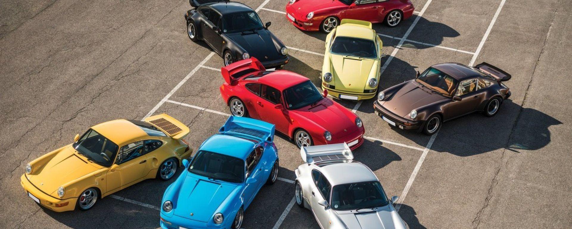 Porsche: l'asta delle meraviglie per 6,3 milioni di dollari