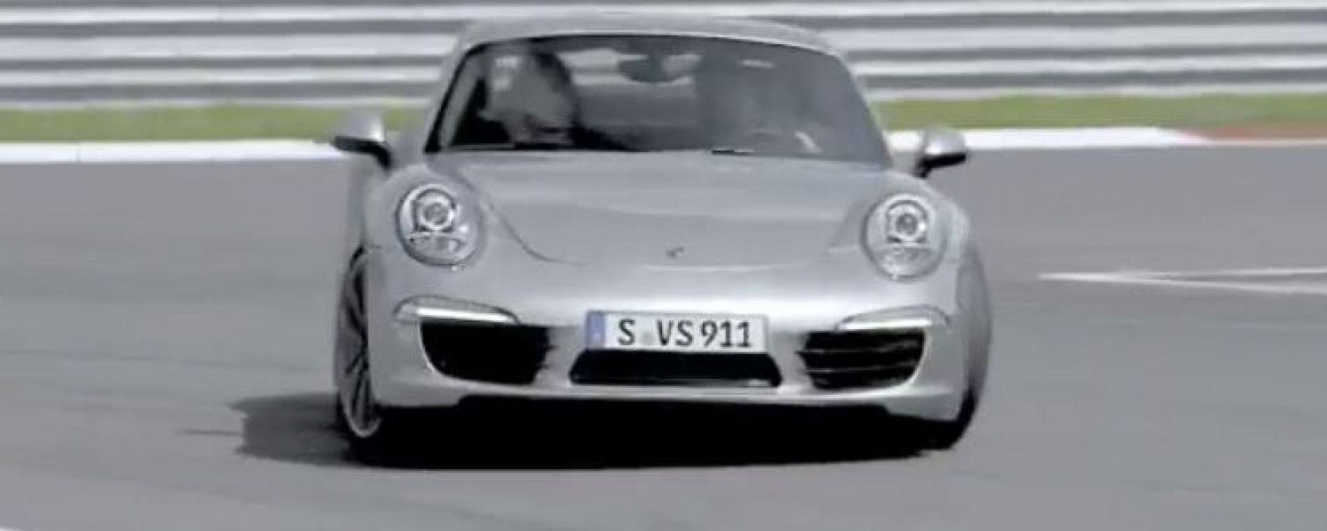 Porsche Leipzig Co-Pilot: brivido in pista