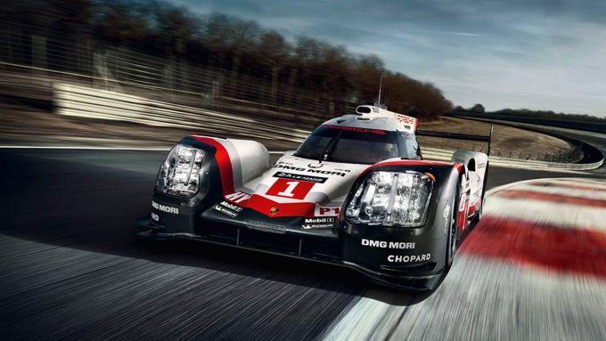 Porsche LMP1 911, via dal WEC a partire dalla prossima stagione