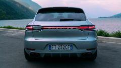 Porsche Macan 2019: il nuovo posteriore