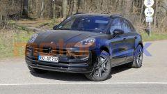 Porsche Macan 2021: frontale