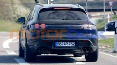 Porsche Macan 2021: il posteriore