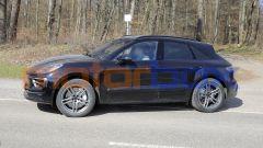 Porsche Macan 2021: laterale