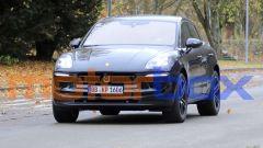 Porsche Macan 2021: visuale frontale