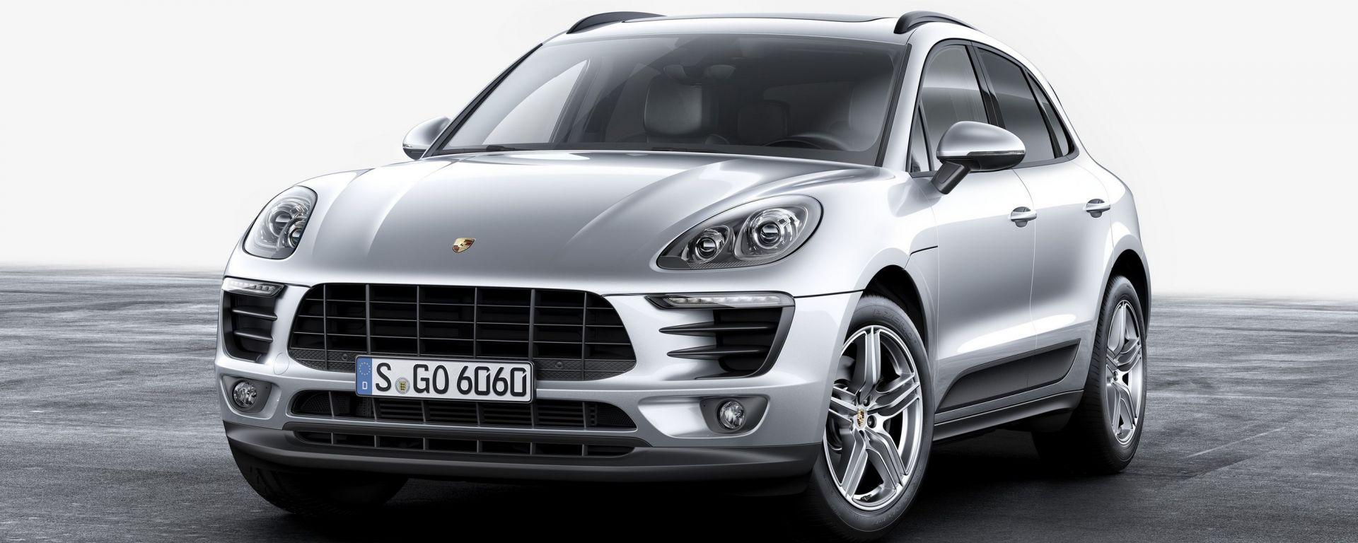 Porsche Macan: arriva il 4 cilindri