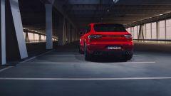 Porsche Macan GTS: il posteriore