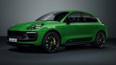 Porsche Macan GTS Sport package