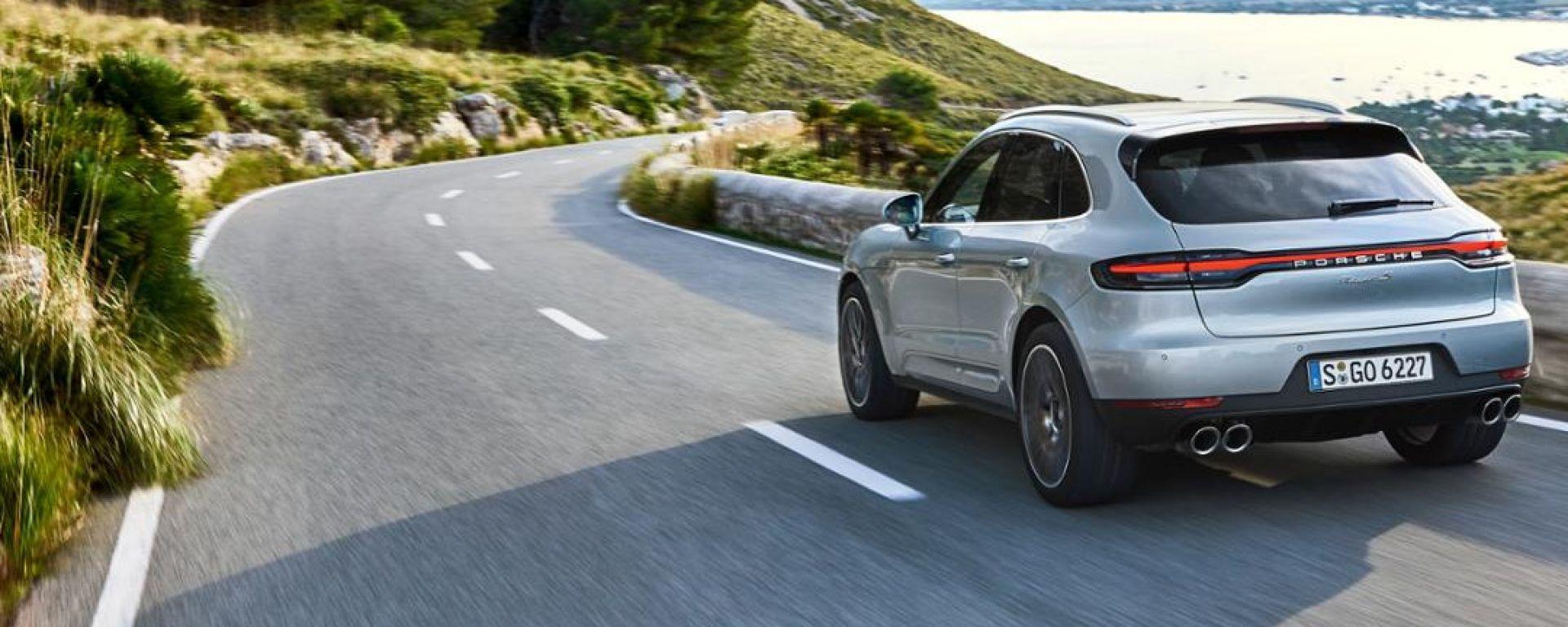 Porsche Macan, la seconda generazione sarà elettrica