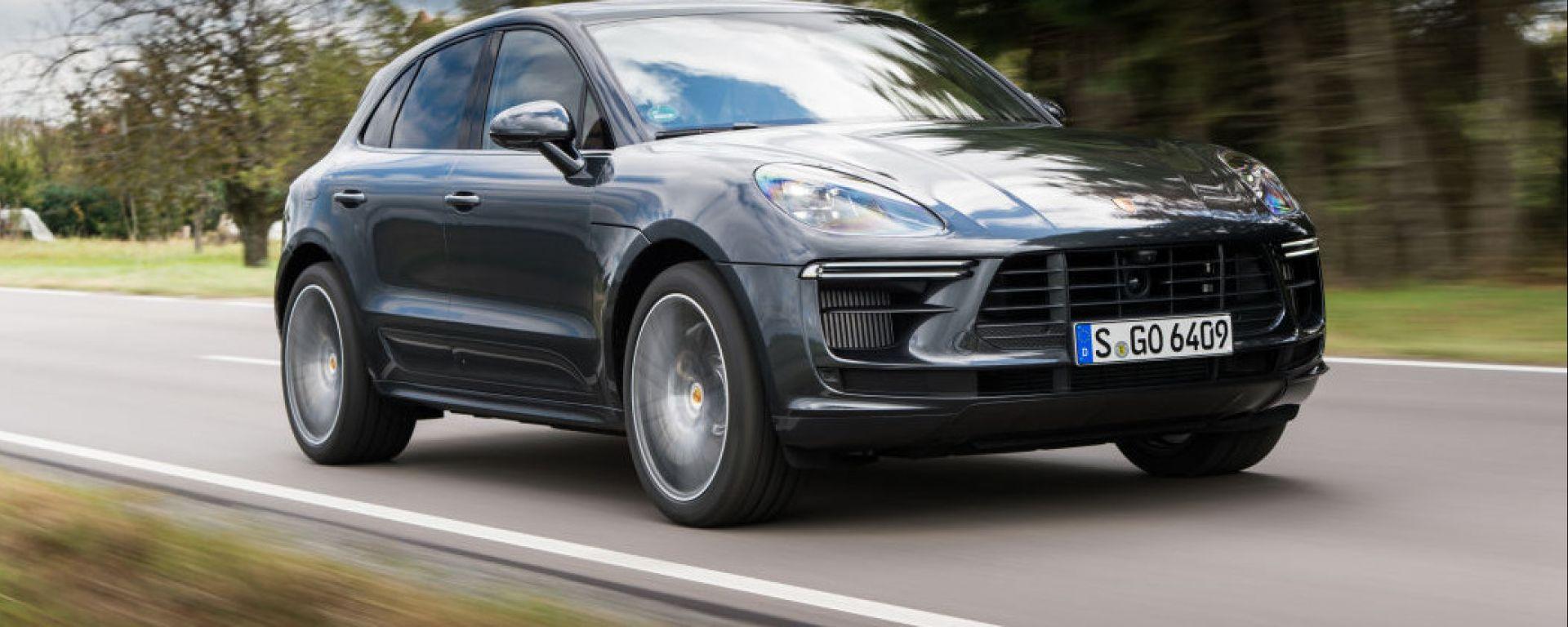 Porsche Macan, presto la nuova generazione. Solo elettrica