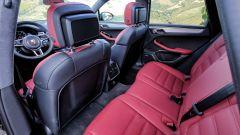 Porsche Macan Turbo 2020, i sedili posteriori