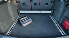 Porsche Macan Turbo 2020, il bagagliaio