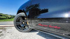 Porsche Macan Turbo 2020, il cerchio anteriore