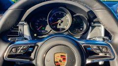 Porsche Macan Turbo 2020, il quadro strumenti