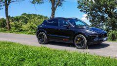 Porsche Macan Turbo 2020, la prova su strada