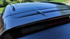 Porsche Macan Turbo 2020, lo spoiler biplano