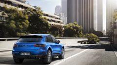 Porsche Macan: nuove foto, info e prezzi - Immagine: 13