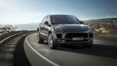 Porsche Macan: nuove foto, info e prezzi - Immagine: 3