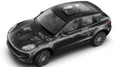 Porsche Macan: nuove foto, info e prezzi - Immagine: 12