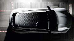 Porsche Mission E Cross Turismo Concept: vista dall'alto