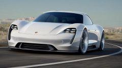 Porsche Mission E, dal 2019
