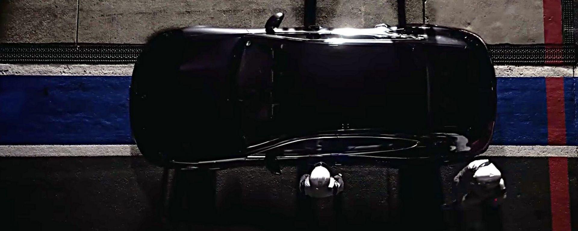 Nuova Porsche Panamera 2017: un video al Nurburgring