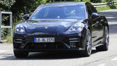 Porsche Panamera 2020 vista frontale